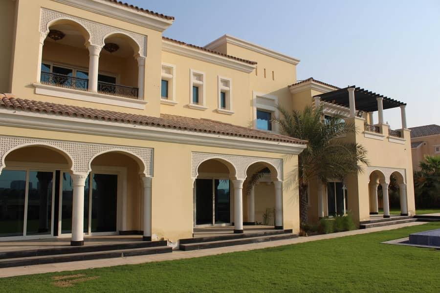 Luxury Villa I 6 Bedroom I Gated Community I Golf View