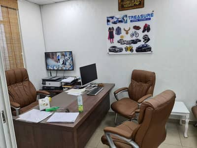 مکتب  للبيع في عجمان وسط المدينة، عجمان - مکتب في أبراج الهورايزون عجمان وسط المدينة 250000 درهم - 5389478