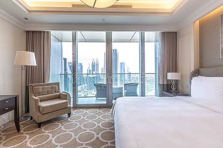 شقة 2 غرفة نوم للايجار في وسط مدينة دبي، دبي - It's All About The Address l Luxurious Apt