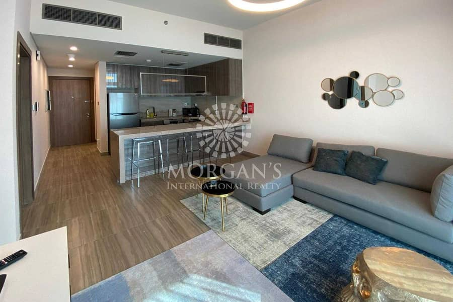 New  Fully Furnished 1Bed | Lake View