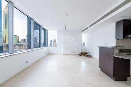 فلیٹ 1 غرفة نوم للايجار في مركز دبي المالي العالمي، دبي - High Floor | Great Layout | 1 Bedroom Apartment