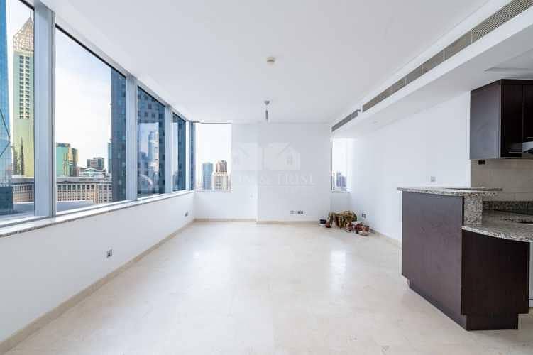 High Floor | Great Layout | 1 Bedroom Apartment