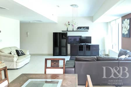 1 Bedroom Apartment for Rent in Dubai Marina, Dubai - Marina views| Furnished | Large Terrace | Vacant