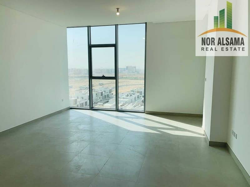 Brand new two bedroom apartment with storage room higher floor in 39000