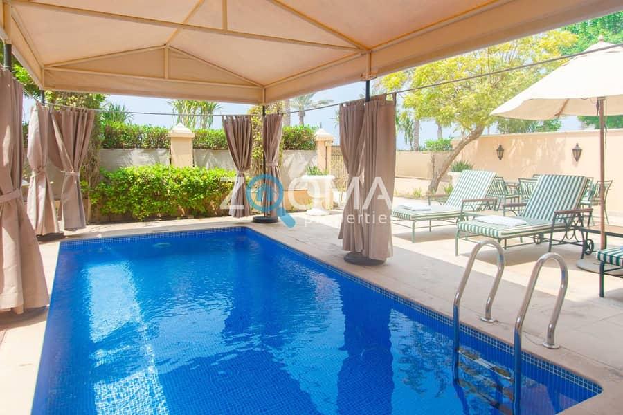 Investors Deal   Private Pool & Entrance