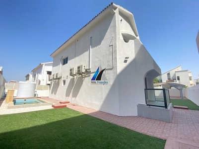 4 Bedroom Villa for Rent in Umm Suqeim, Dubai - MODERN DESIGN 4 B/R + MAID'S l FULLY INDEP l PVT SWIMMING POOL