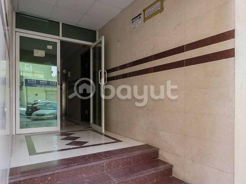 for rent one Bedroom in  Al Nabaah  area in Sharjah