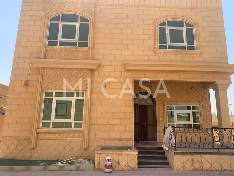 Stunning 5BR Villa W/Maid   Well Maintained   Ready To Move in