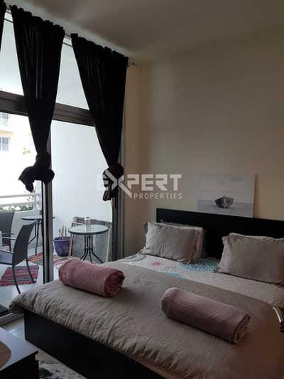 شقة 1 غرفة نوم للايجار في قرية جميرا الدائرية، دبي - شقة في كابودوشا قرية جميرا الدائرية 1 غرف 65000 درهم - 5389794