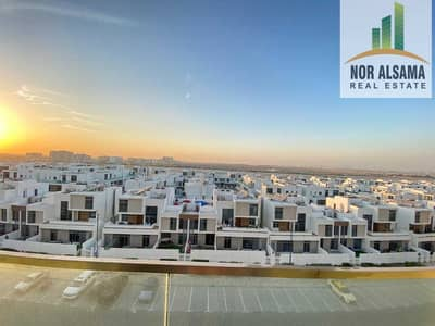 2 Bedroom Flat for Rent in Dubai South, Dubai - HURRY UP SPACIOUS 2 BEDROOM BRAND NEW WITH POOL GYM AND PARKING 38000