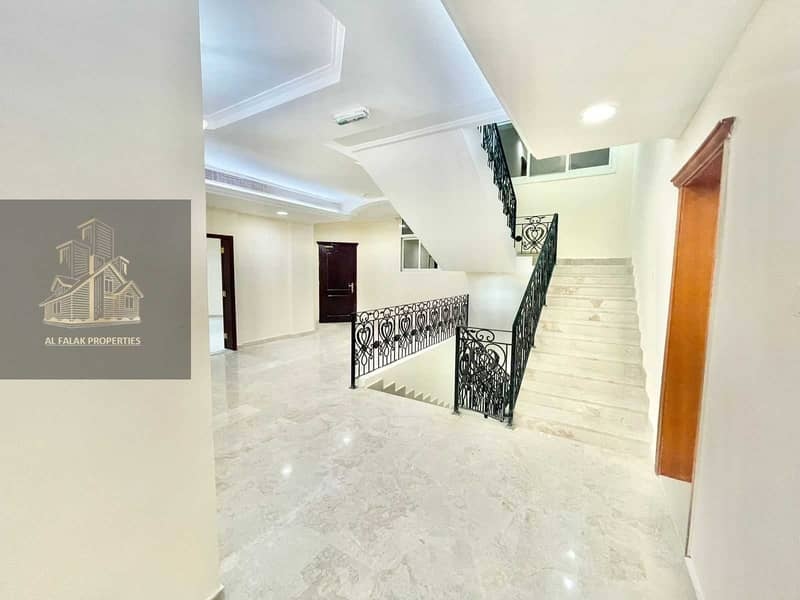 2 Brand new spacious studio in al Nahyan with separate kit