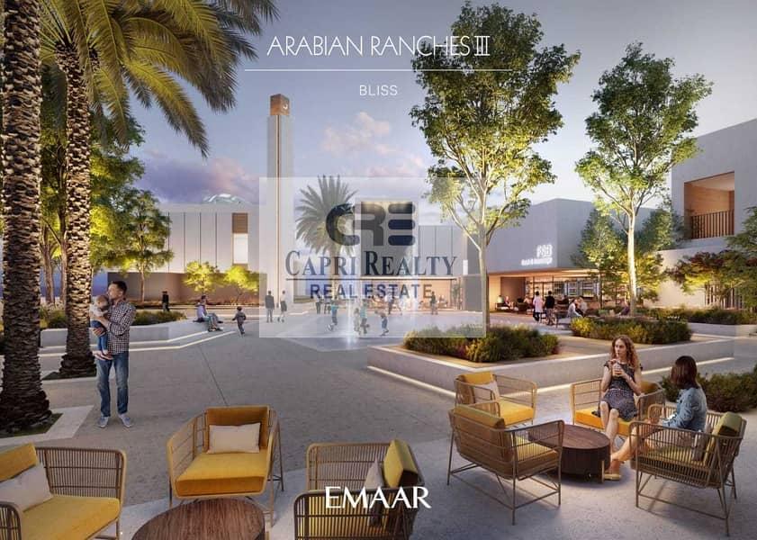 2 1st Greek style villas| 5 yrs payment plan by EMAAR