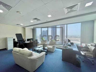 مکتب  للايجار في الخليج التجاري، دبي - Canal Facing | Ready Office | Good Tower