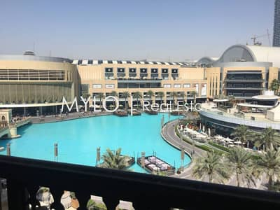 2 Bedroom Flat for Rent in Downtown Dubai, Dubai - Largest 2BR layout fully furnished free chiller