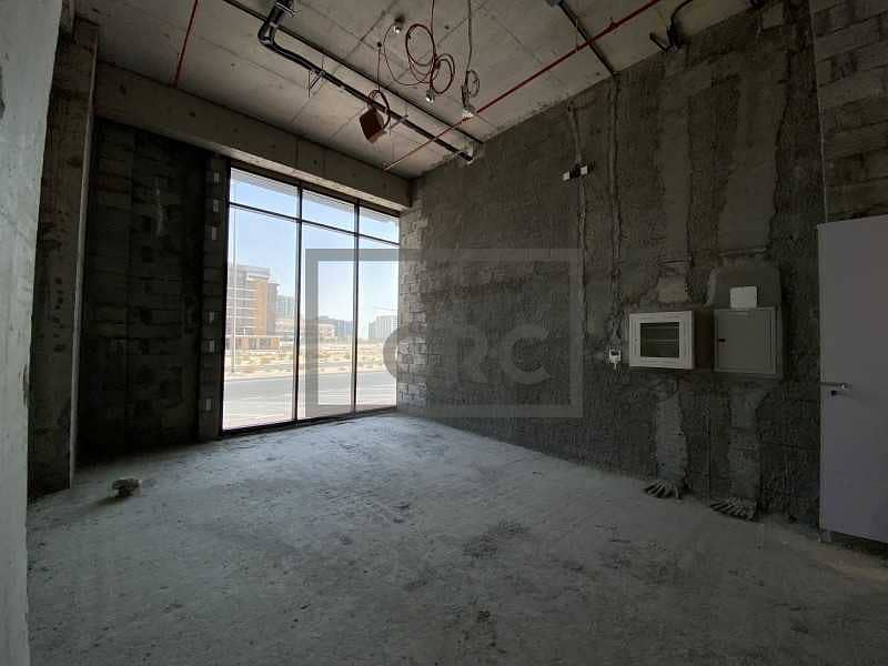 2 Gents Salon | Shell and Core | Ground Floor |