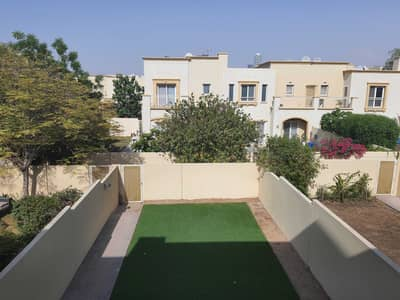 2 Bedroom Villa for Rent in The Springs, Dubai - Spring 10  I Type 4M I Back To Back