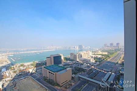 1 Bedroom Flat for Rent in Dubai Marina, Dubai - 1 Bedroom   Full Uninterrupted Sea Views