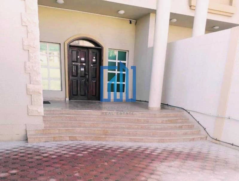 1 BR Apartment in Villa   I  Spacious Layout with Balcony  I  ADDC Free