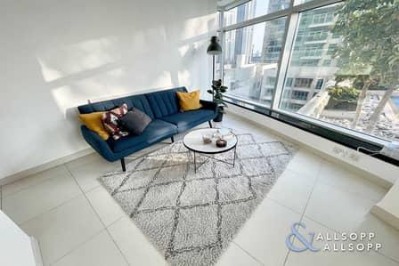 فلیٹ 1 غرفة نوم للايجار في وسط مدينة دبي، دبي - One Bed | Unfurnished | Available October