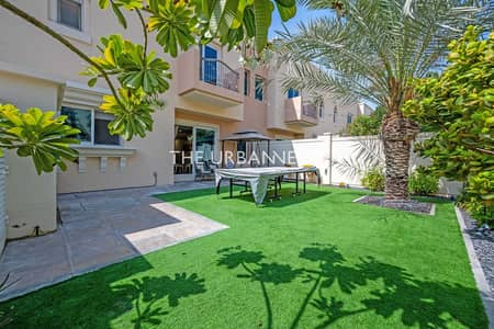تاون هاوس 4 غرف نوم للايجار في مدينة دبي الرياضية، دبي - Modern 4 Bedroom Townhouse   Fortuna   Type TH2