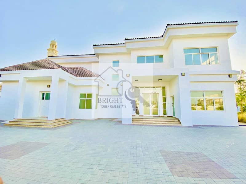 2 5 Bedroom Villa With Swming Pool In Al Khabisi