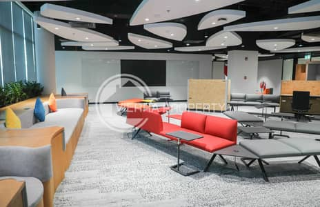 Office for Rent in Dubai Silicon Oasis, Dubai - Fixed Desk   Ample Parking Space   Access to Venture Capital Funding