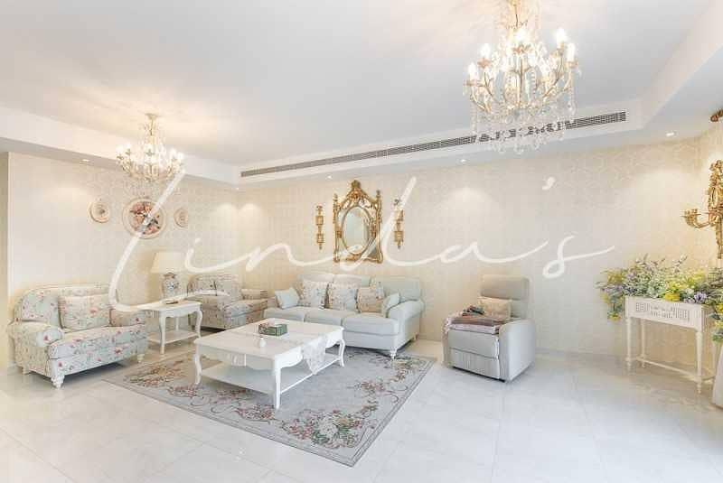Fully Upgraded   Luxury Finishings   3 Beds   Maid
