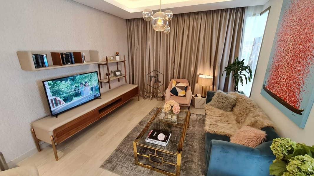شقة في عزيزي ريفييرا 1 عزيزي ريفييرا ميدان ون مدينة ميدان 1 غرف 520000 درهم - 5390487