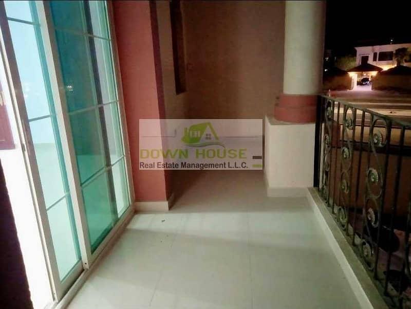 Real Deal Studio Flat with Balcony walking distance to Khalifa Market