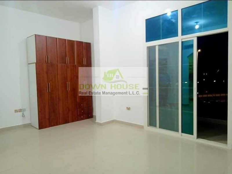 2 Real Deal Studio Flat with Balcony walking distance to Khalifa Market