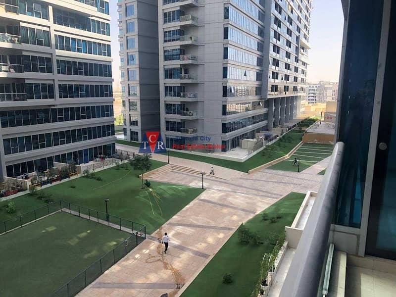 Best Deal 1BEDROOM WITH BALCONY SKYCOURT TOWER-E DUBAI LAND