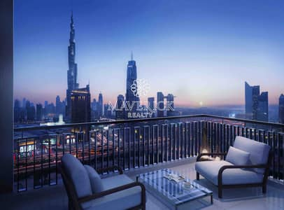 3 Bedroom Apartment for Sale in Downtown Dubai, Dubai - Resale | Burj View 3BR | 5Yr Service Charge Waiver