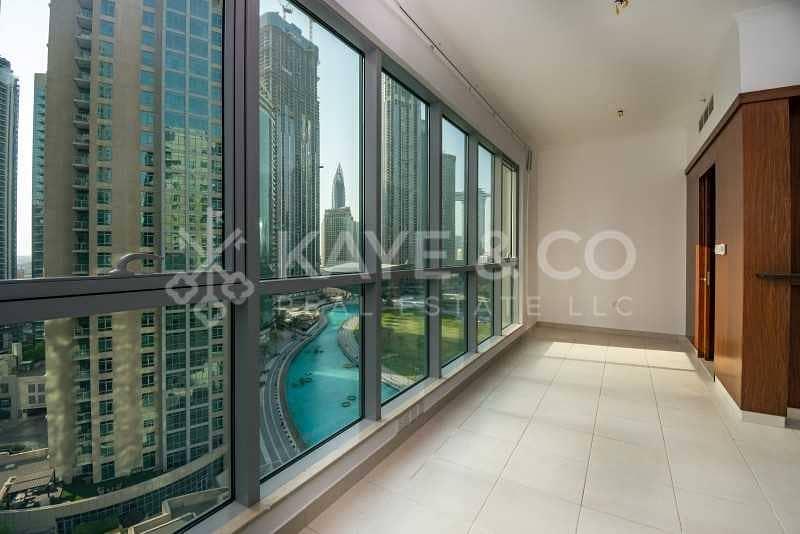 2 Massive Unit | Unfurnished | Low Floor | Balcony