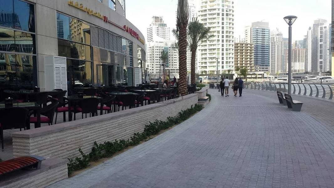 7 Retail shop in marina walk