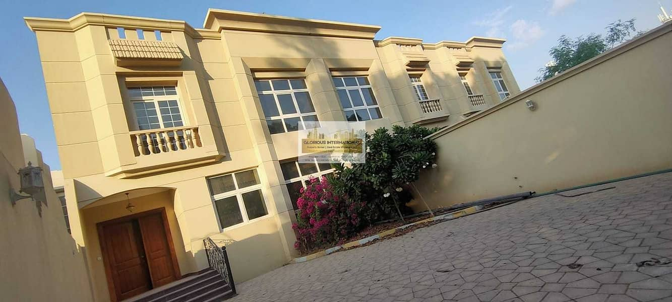 Exceptional 5BR Muroor Near Police College