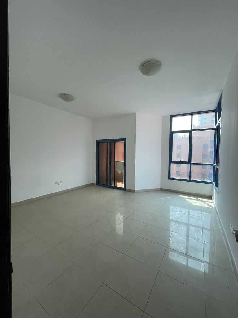 SPACIOUS 2 BEDROOM HALL WITH MAIDS ROOM OPEN VIEW IN NUAIMIYA TOWER  30,000 YEARLY.