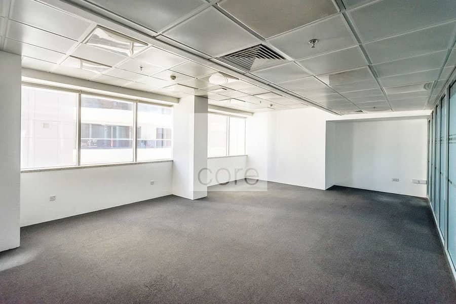 2 Open Plan Layout | Fitted Office | Low Floor