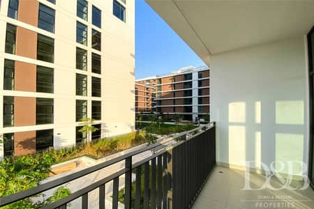 3 Bedroom Apartment for Rent in Dubai Hills Estate, Dubai - 3 Bedroom plus Maids | 2 Balcony | Spacious