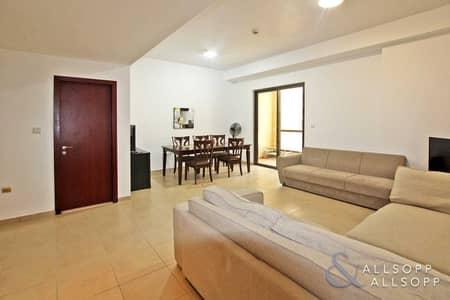 فلیٹ 2 غرفة نوم للايجار في جميرا بيتش ريزيدنس، دبي - Unfurnished | Two Bedrooms | Utility Room