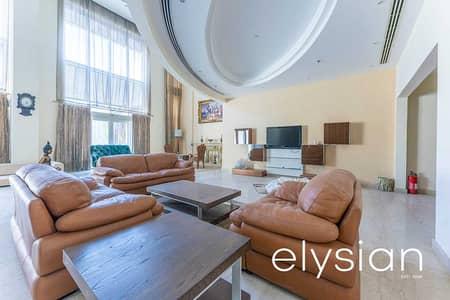 3 Bedroom Penthouse for Rent in Dubai Marina, Dubai - Duplex Penthouse | Marina View | Pool Garden