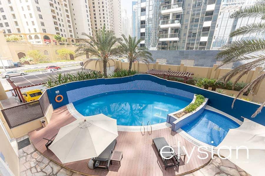 17 Duplex Penthouse   Marina View   Pool Garden