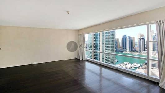 فلیٹ 3 غرف نوم للبيع في دبي مارينا، دبي - عرض مرة واحدة في العمر | تمت ترقيته بالكامل | مستأجر