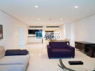 شقة فندقية 2 غرفة نوم للايجار في الخليج التجاري، دبي - Prime Location Ready to Move In Fully Furnished