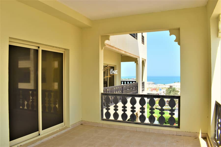 3 Bedroom + Maid I Mid Floor I Stunning View  Apartment For Rent