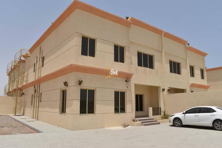 4 Bedroom + Maid  Duplex Villa In Western Al Dhait - For Rent