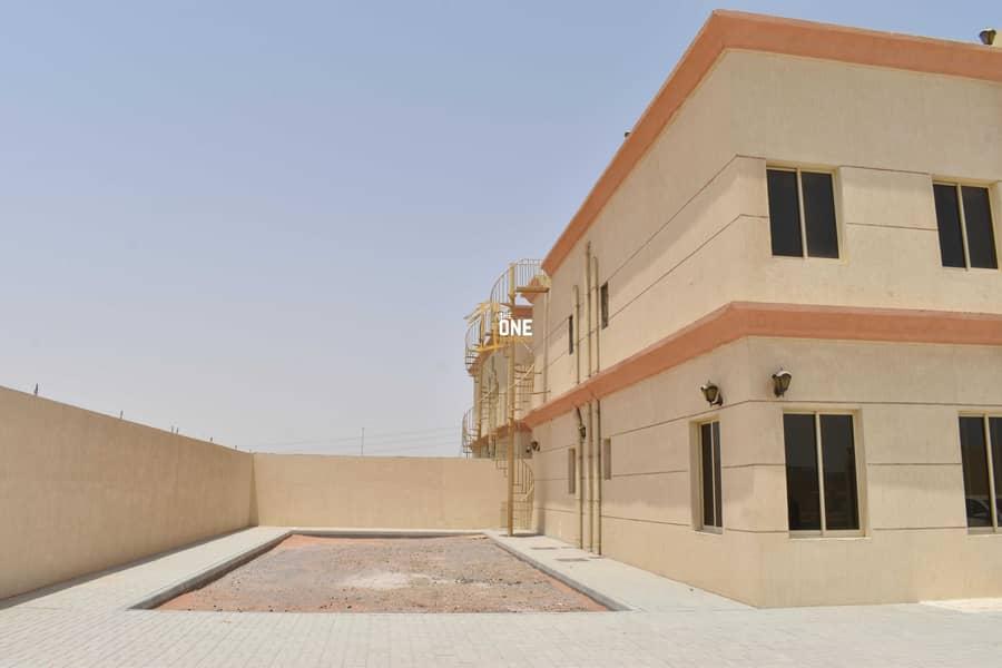 2 4 Bedroom + Maid  Duplex Villa In Western Al Dhait - For Rent