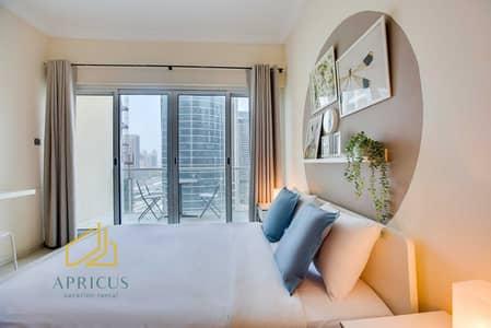 Studio for Rent in Jumeirah Lake Towers (JLT), Dubai - Studio Apartment near Metro Station