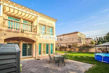فیلا 2 غرفة نوم للبيع في مثلث قرية الجميرا (JVT)، دبي - Vacant on Transfer | Park Facing | Large Plot
