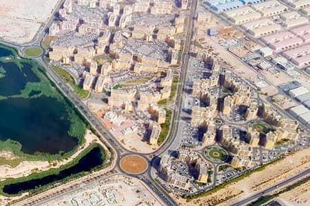 ارض استخدام متعدد  للبيع في المدينة العالمية، دبي - G+2P+8 | With Retail | Mixed Used Land