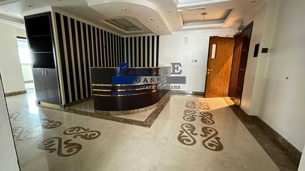 Fully Fitted Office | Vacant | Near Metro